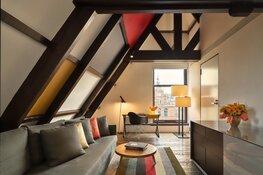 Conservatorium hotel en Rijksmuseum presenteren Rembrandt Suite