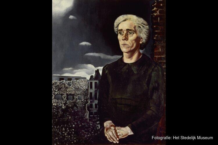 Familie meldt zich bij het Stedelijk Museum: verhaal achter schilderij Charley Toorop bekend