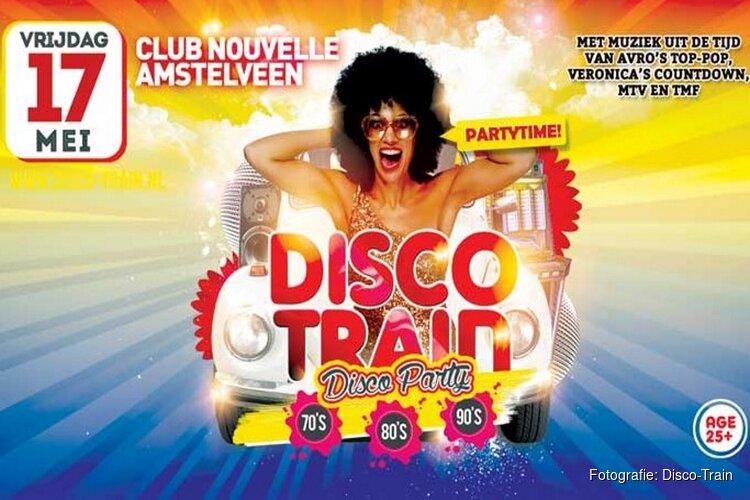 Disco-Train dendert door Club Nouvelle
