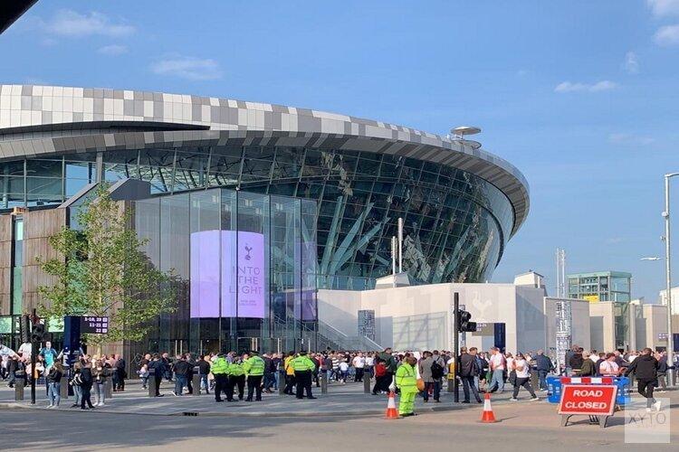Ajax legt in Londen basis voor finale