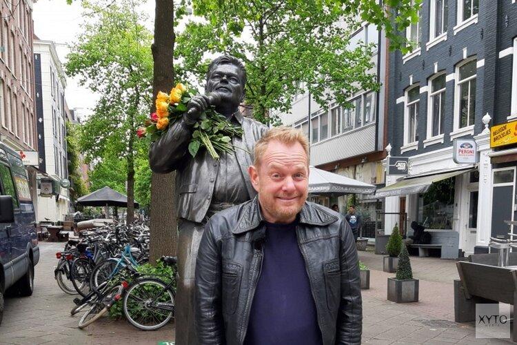 Martijn Fischer zingt hits van Hazes - een ode aan Het Concertgebouw 1982