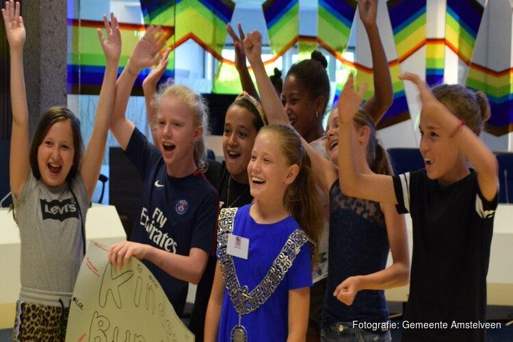 Gemeente Amstelveen start werving nieuwe kinderraad