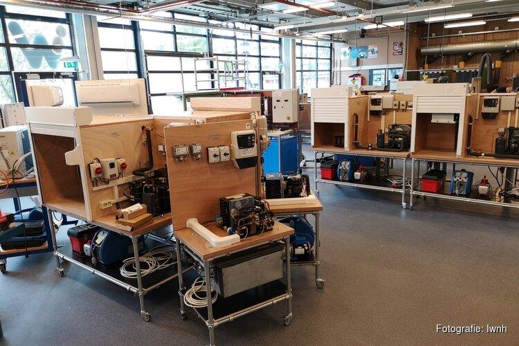 Officiële opening opleiding koudetechniek en klimaatsystemen in Noord-Holland