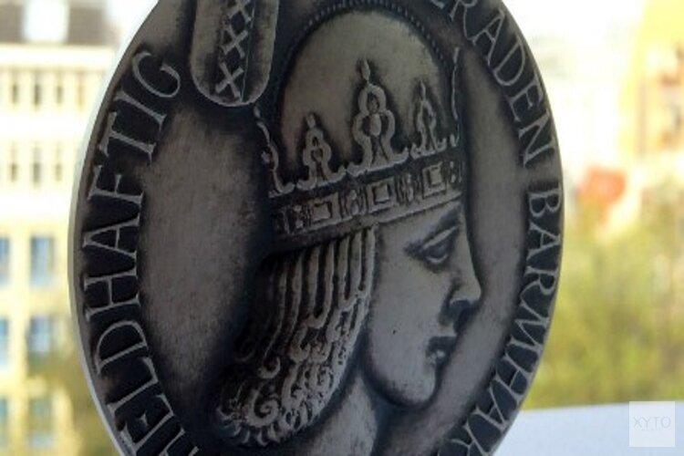 Zilveren Medaille voor Axel Rüger
