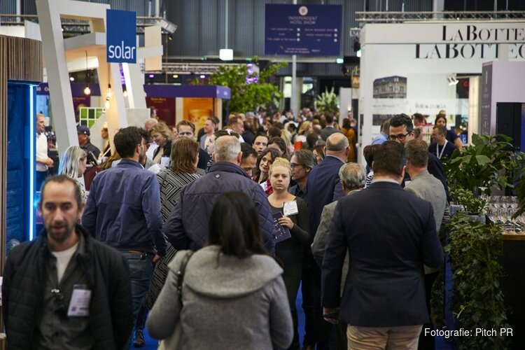 Nieuwe trends onthuld op The Independent Hotel Show