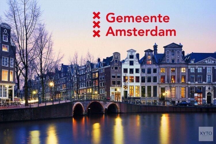 Amsterdam investeerde € 0,8 miljard in de stad in 2018