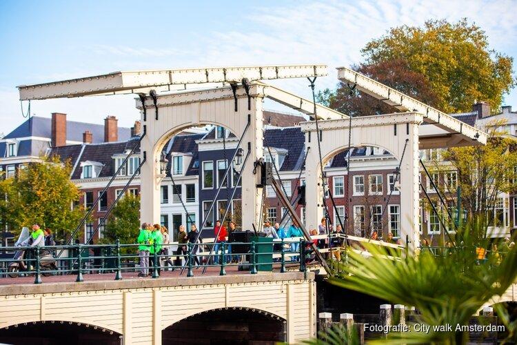 Inschrijving zesde editie Amsterdam City Walk van start