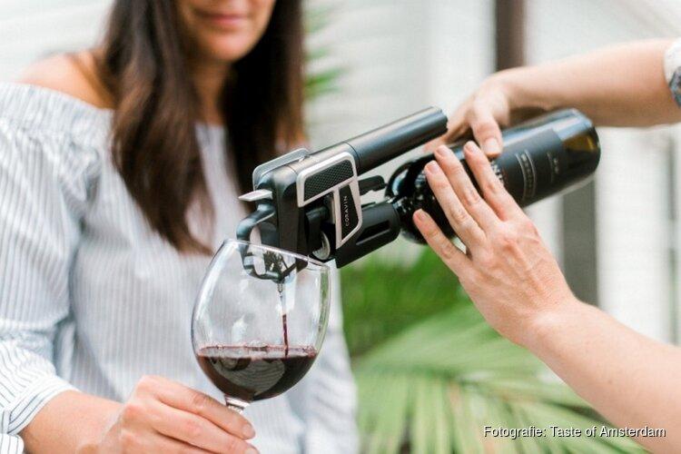 Een wijnbar waar 's werelds allerbeste wijnen per glas worden geschonken