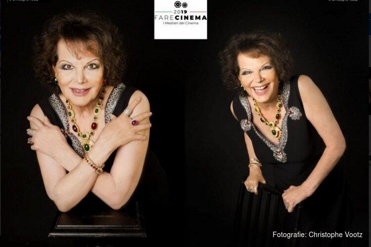 Filmlegende Claudia Cardinale eregast op Fare Cinema