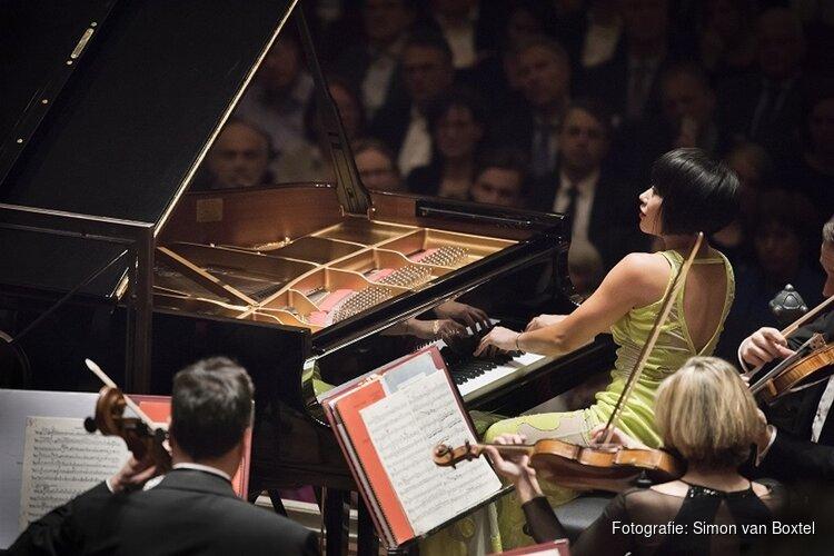 Vrouwelijke topmusici spelen de sterren van de hemel in Het Concertgebouw