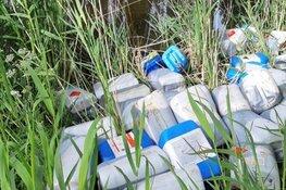 Getuigenoproep mogelijke dumping van drugsafval