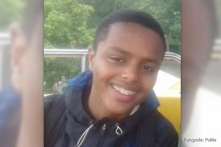 14-jarige Salih Adlan uit Amsterdam al vier dagen vermist