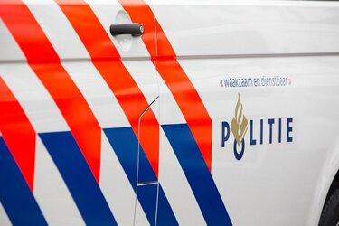 Man in borst gestoken bij café Amsterdam Zuidoost