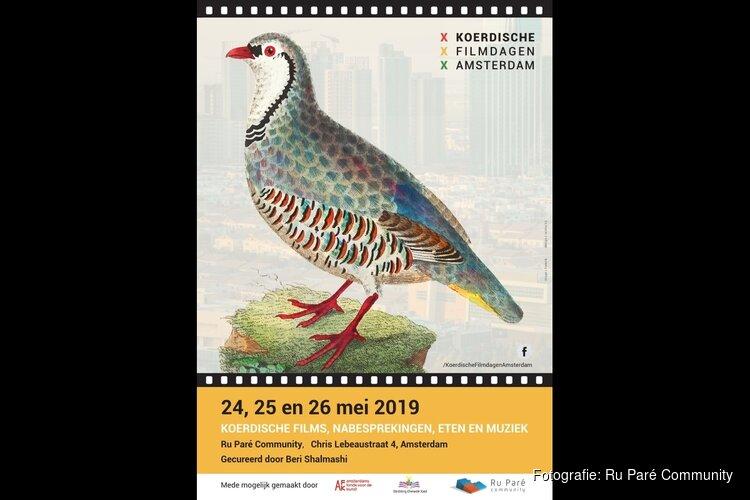 Eerste Koerdische Filmfestival in Nederland
