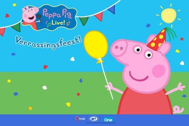 Peppa Pig Live! - Verrassingsfeest