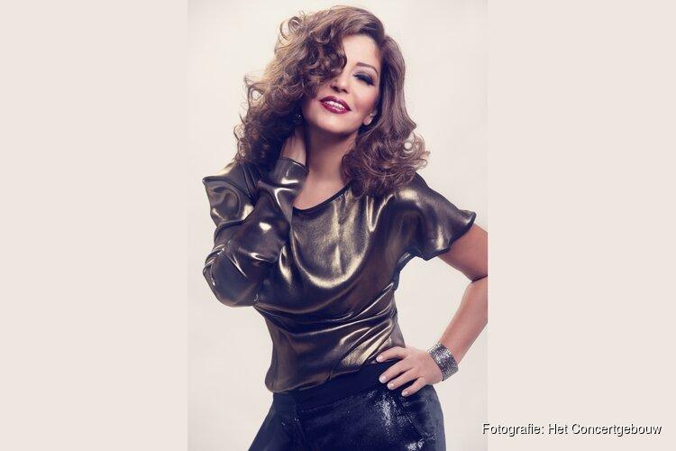 Samira Said - de Marokkaanse diva in Het Concertgebouw