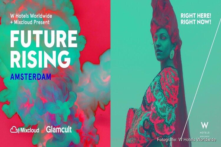Muziekevenement Future Rising in W Hotel