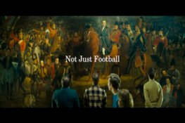 EURO 2020 Amsterdam lanceert korte film 'not just football' voor kick-off kaartverkoop