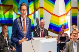 Tjapko Poppens geïnstalleerd als burgemeester