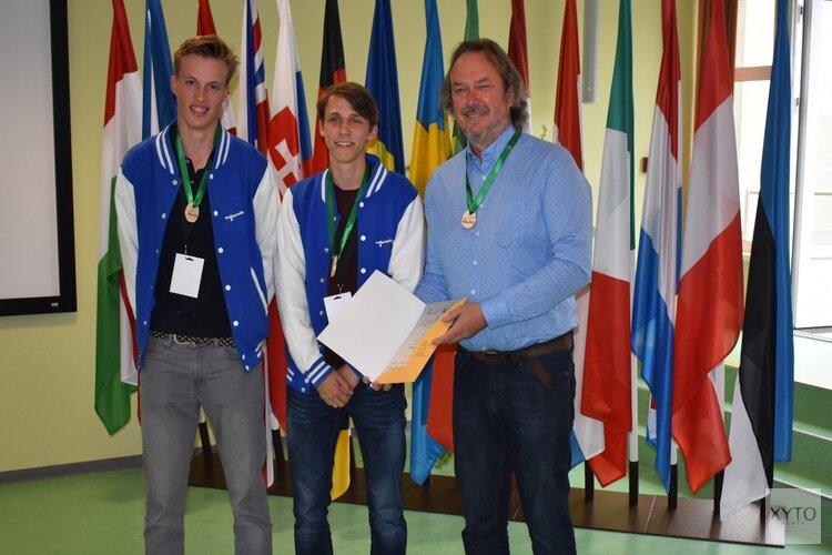 Amsterdamse studenten vertegenwoordigden Nederland bij Hortolympics in Estland