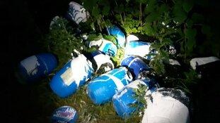 Getuigenoproep dumping drugsafval Harry Koningsbergerstraat