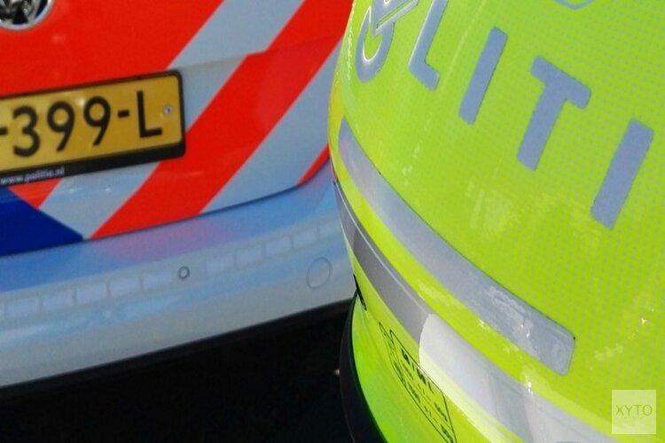 Leverancier overvallen in winkel Amsterdam-Noord
