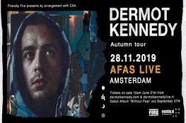 Dermot Kennedy naar AFAS Live met nieuw album Without Fear