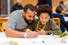 Gratis toegang voor vaders in Het Scheepvaartmuseum