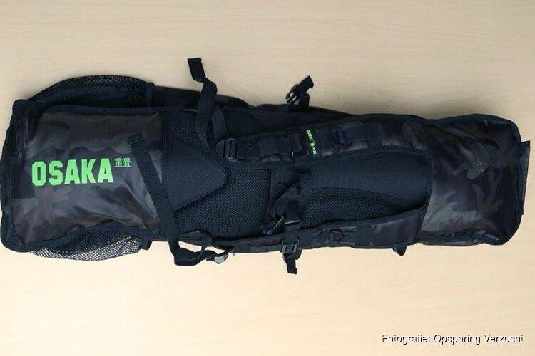 Ook hockeytassen met stoffelijke resten Miranda Zitman gedumpt bij Zuider IJdijk