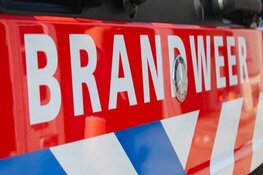 Blikseminslag veroorzaakt brand op dak van woning Amsterdam