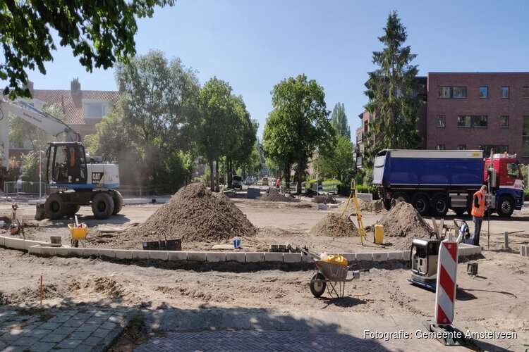 Afsluiting Keizer Karelplein-van der Hooplaan 27 tot en met 30 juni