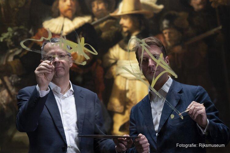 AkzoNobel en Rijksmuseum partners in onderzoeks- en restauratieproject Nachtwacht