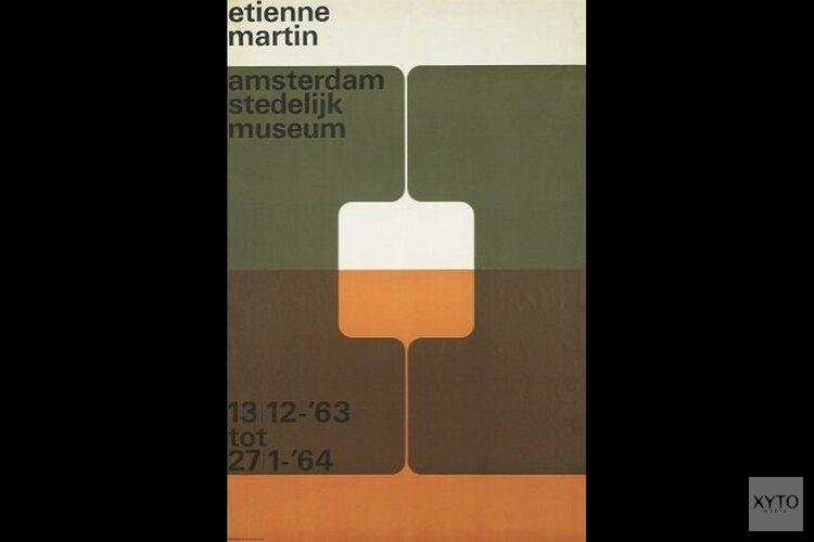 Stedelijk eert grafisch ontwerper met tentoonstelling
