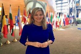 Amsterdamse Liesje Schreinemacher beëdigd als Europarlementariër