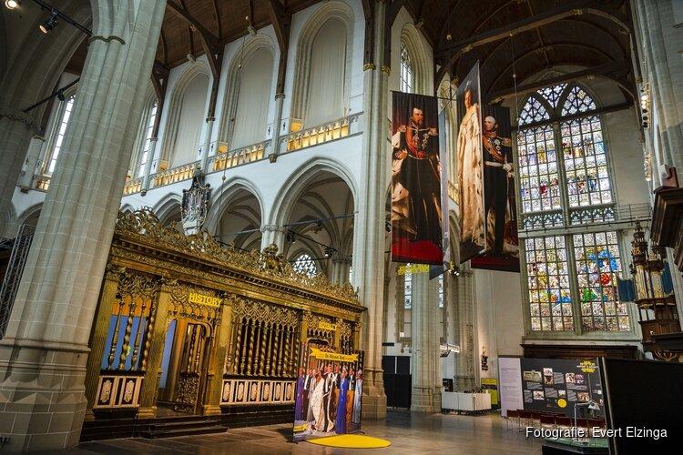 De Nieuwe Kerk deze zomer geopend