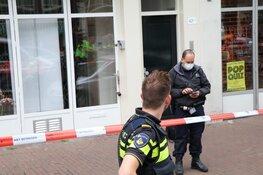 Bouwvakkers vinden handgranaat voor pand Amsterdam
