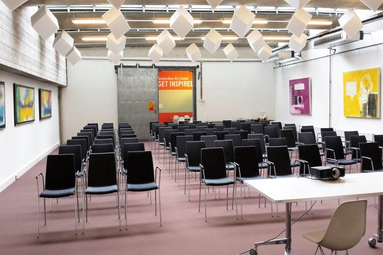 Amsterdam Art Center ontvangt award beste vergaderlocatie - best een kunst of een koud kunstje?