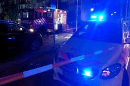 Autobrand in Amsterdam-Geuzenveld