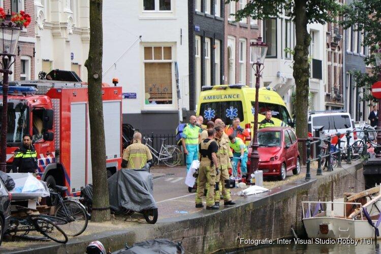 Grote kans op herstel voor 18-jarig slachtoffer van gracht-ongeluk in Amsterdam