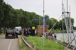 Stoffelijk overschot in Amsterdam-Rijnkanaal