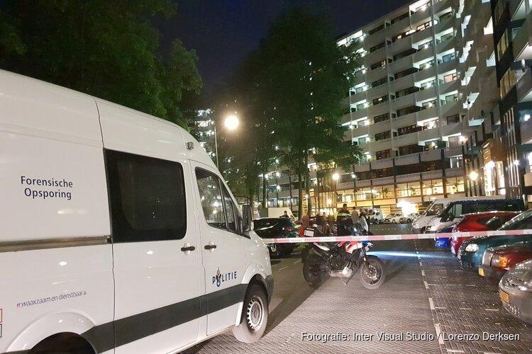 Gewonde bij overval in Bijlmer