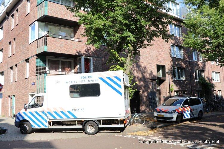 Ontploffing in Amsterdam, mogelijk handgranaat