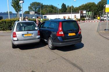 Aanrijding in Amstelveen