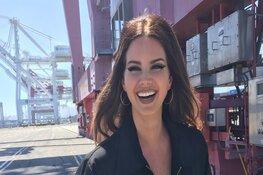 Lana Del Rey op 21 februari 2020 naar de Ziggo Dome