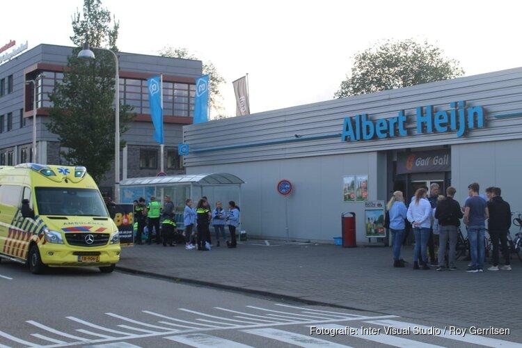 Ontruimde supermarkt in Amstelveen weer open