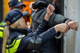 14 aanhoudingen rondom Canal Parade