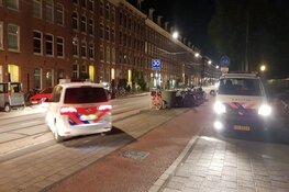 Waarschuwingsschoten gelost bij aanhouding in Amsterdam