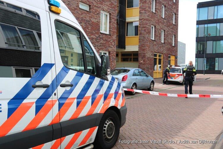Twee gewonden na melding schietpartij Amsterdam, politie massaal aanwezig