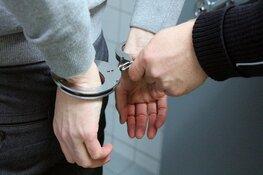 Politie houdt inbrekers op heterdaad aan