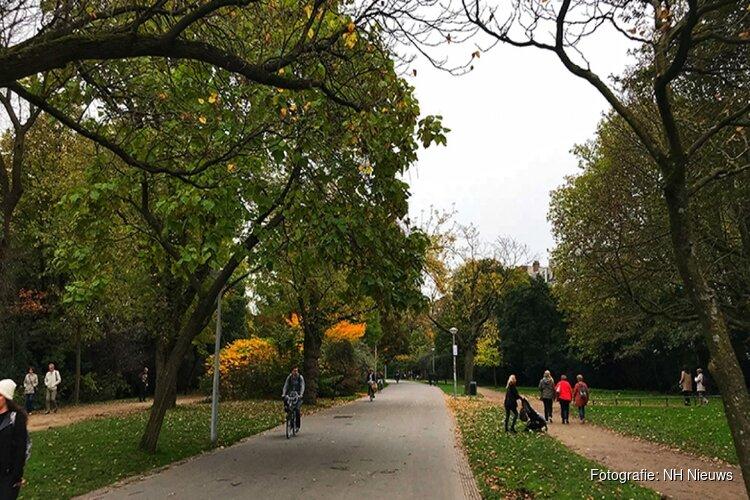 Rechtszaak om daklozencamping in het Vondelpark